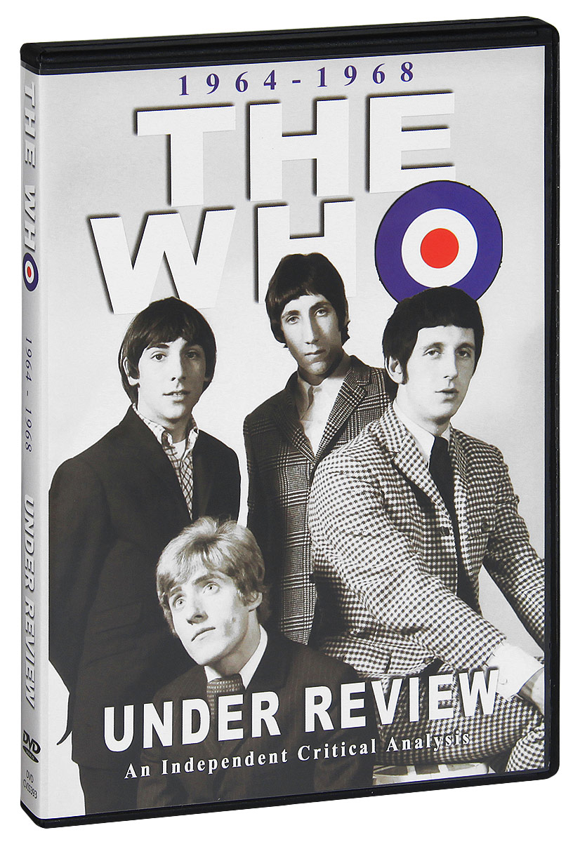 The Who: Under Review 1964-1968 fania records 1964 1980 the original sound of latin new york 2 cd