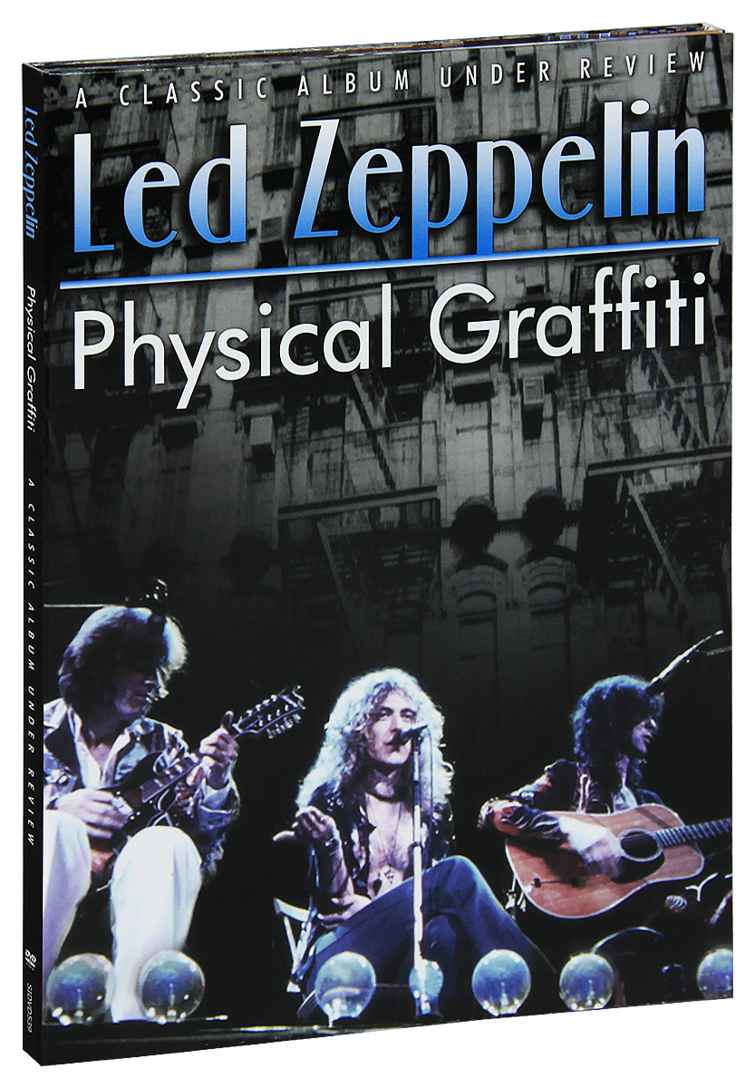 Led Zeppelin: Physical Graffiti - A Classic Album Under Review pink floyd meddle a classic album under review