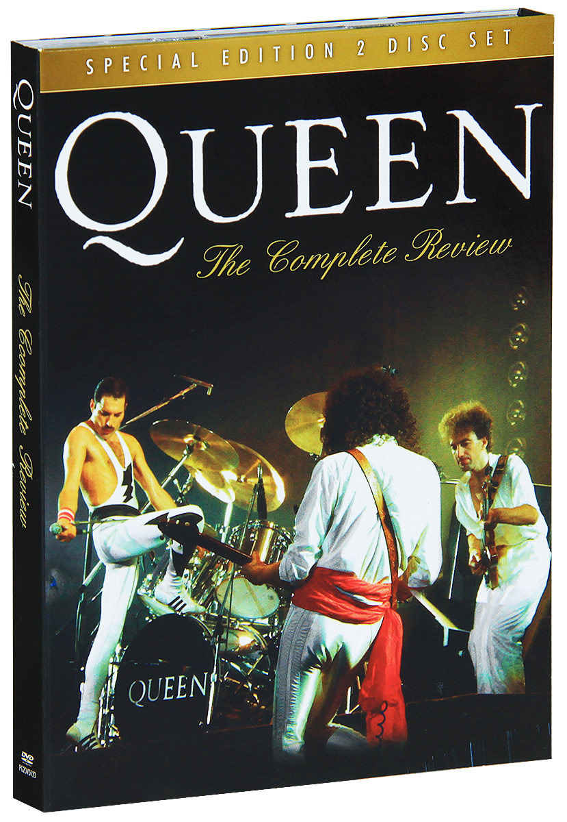 It's close to 20 years since the tragic death of Freddie Mercury, meaning that Queen (at least the version that mattered) have been absent longer than they ever existed as the quite extraordinary group who made so much incredible music between 1973 and 1991.       This 2 DVD Set looks again at every album and standout track Queen ever recorded, and in doing so tells their fascinating story via their musical output.  Featuring contributions from friends and close colleagues of Queen, and with comment and critique from some of the finest rock journalists in the world, plus much rare and classic footage - including seldom seen performances of their finest tracks - news reports, location shoots, photographs from private collections, a host of other features, and a multitude of
