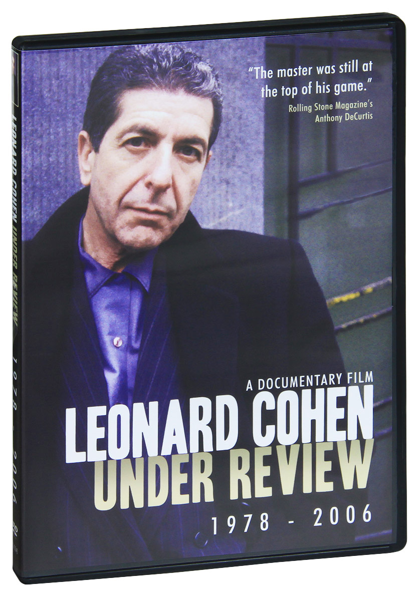 By 1978 Leonard Cohen had already produced a staggering body of work that had firmly set the standard for the singer-songwriter genre and contained numerous classic songs within its canon.  If, like many of his contemporaries, his muse had abandoned him around this time, he would still today be regarded as a genius. But the 6 studio albums released between then and 2006 contained some of the finest work of Cohen's entire career and on tracks such as 'First We Take Manhattan', 'Dance Me To The End Of Love', 'The Future', I'm Your Man', 'Ain't No Cure For Love', 'Tower Of Song' and so many others, he augmented his music with a philosophy, wisdom and enlightenment that both delighted his existing fanbase and endeared him to new generations in a manner that few others could hope to achieve. This film mixes rare performance footage, studio recordings, interviews, rarely seen photographs, location shoots and many other features with contributions from some of Cohen's closest colleagues and from experts on his life and music. Featuring his official biographer Ira Nadel; Cohen producers John Lissauer, David Gold and John Simon, journalists Robert Christgau (Village Voice), Anthony DeCurtis (Rolling Stone) and Nigel Williamson (Uncut), authors Johnny Rogan and Jim Devlin and many others.