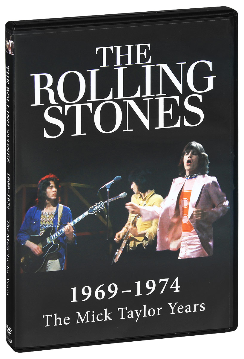 The Rolling Stones: 1969-1974 - Mick Taylor Years