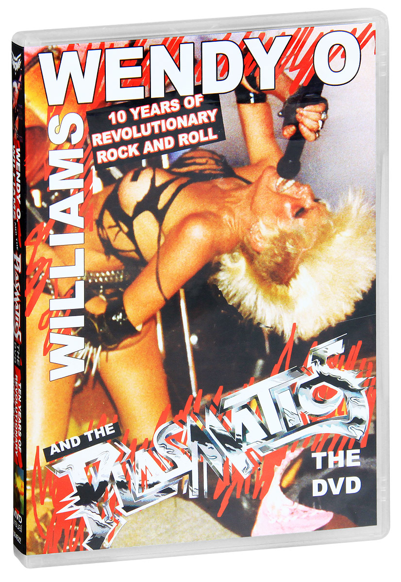 Wendy O. Williams and the Plasmatics, as rock writer John Levy said in a recent interview on VH1,