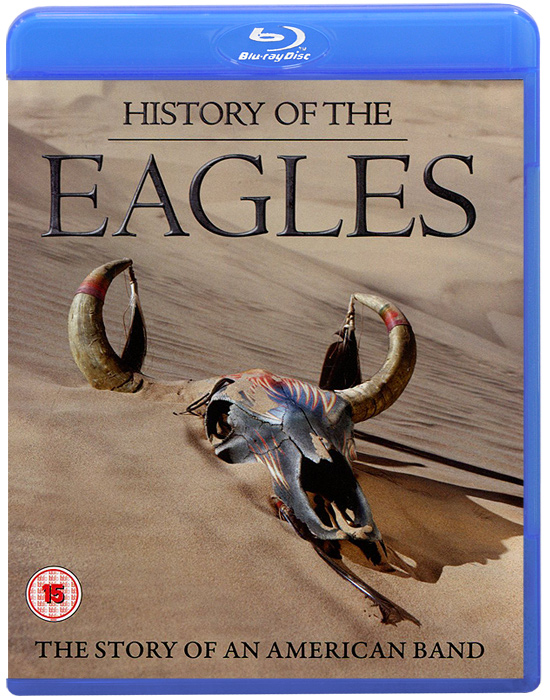 The History Of Eagles (Blu-ray)