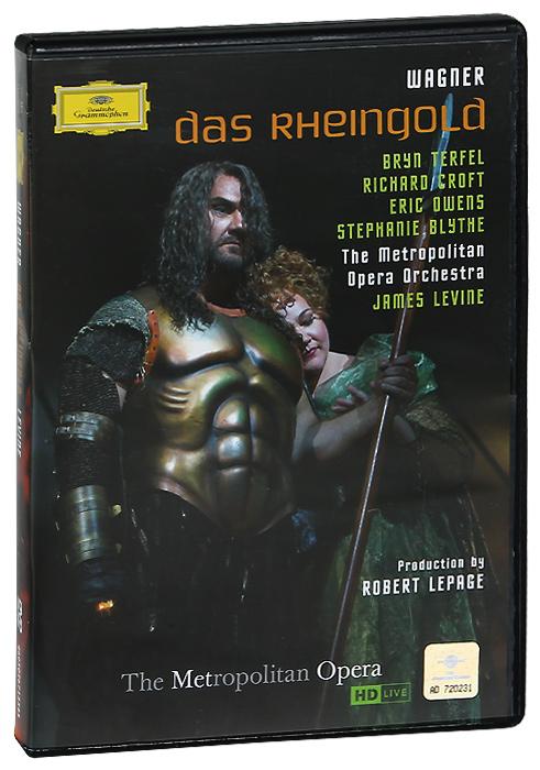 Wagner, James Levine: Das Rheingold wagner james levine das rheingold
