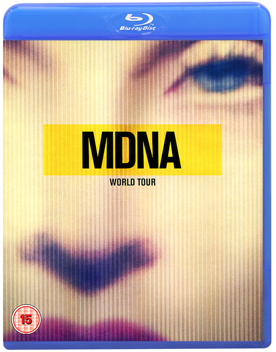 Madonna: MDNA World Tour (Blu-ray) madonna the confessions tour