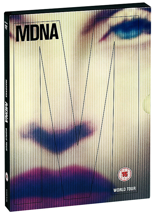 Madonna: MDNA World Tour (DVD + 2 CD) madonna the confessions tour