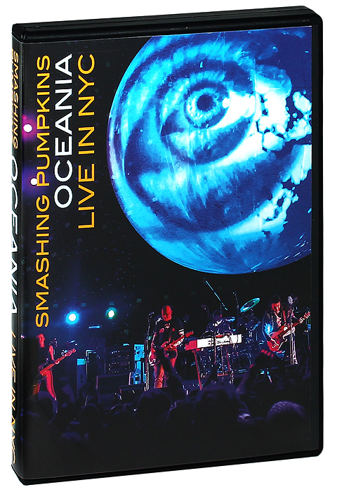 Smashing Pumpkins - Oceania: Live In NYC magnum live in concert
