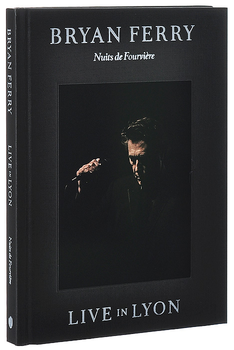 Bryan Ferry: Live In Lyon (Blu-ray + CD) il divo live in london blu ray