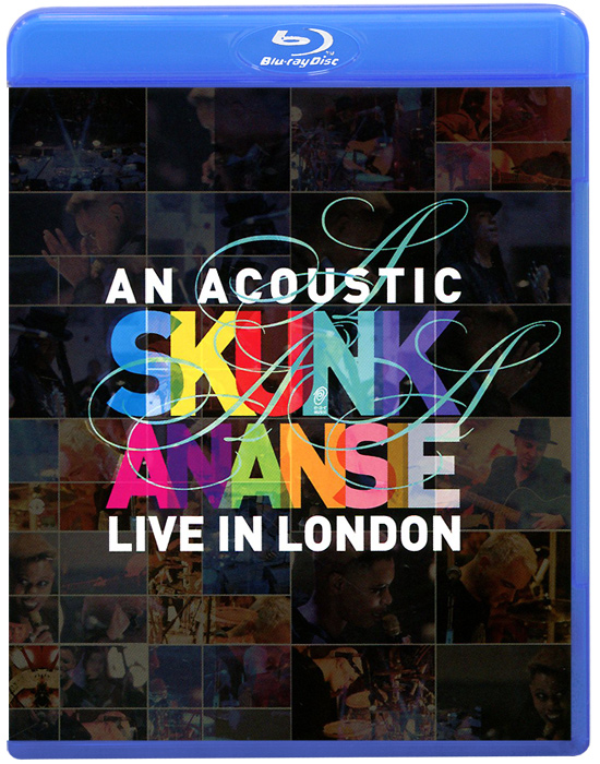 Skunk Anansie: An Acoustic - Live In London (Blu-ray) because of an acorn