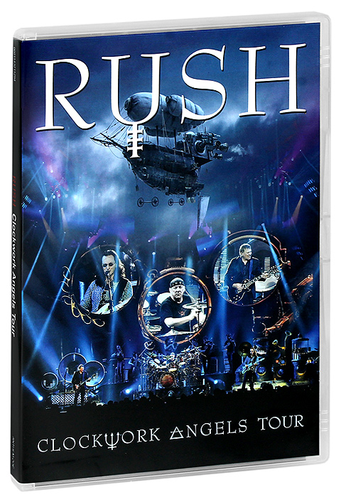 Rush: Clockwork Angels Tour (2 DVD) far cry 2