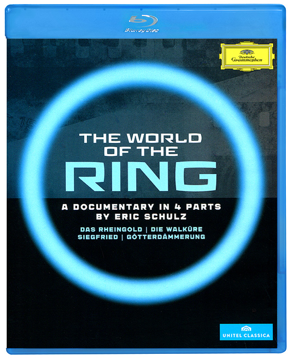 The World Of The Ring (2 Blu-ray) strauss christian thielemann ariadne auf naxos blu ray