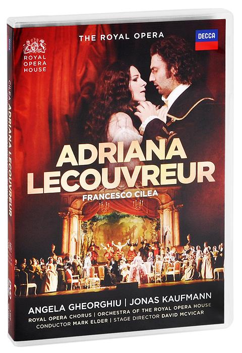 Cilea: Adriana Lecouvreur (2 DVD) сумка eldora ecco ecco mp002xw0001w