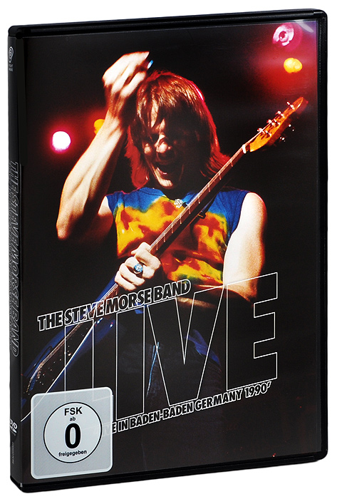The Steve Morse Band: Live In Baden-Baden, Germany 1990