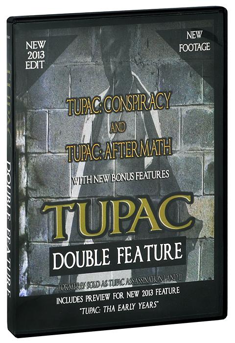 Tupac: Double Feature (2 DVD) блокада 2 dvd