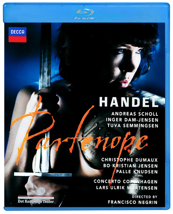 Handel, Andreas Scholl, Inger Dam-Jensen: Partenope (Blu-ray) andreas r prindl foreign exchange risk