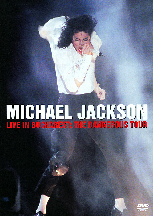 Michael Jackson: Live In Bucharest - The Dangerous Tour tvxq special live tour t1st0ry in seoul kpop album
