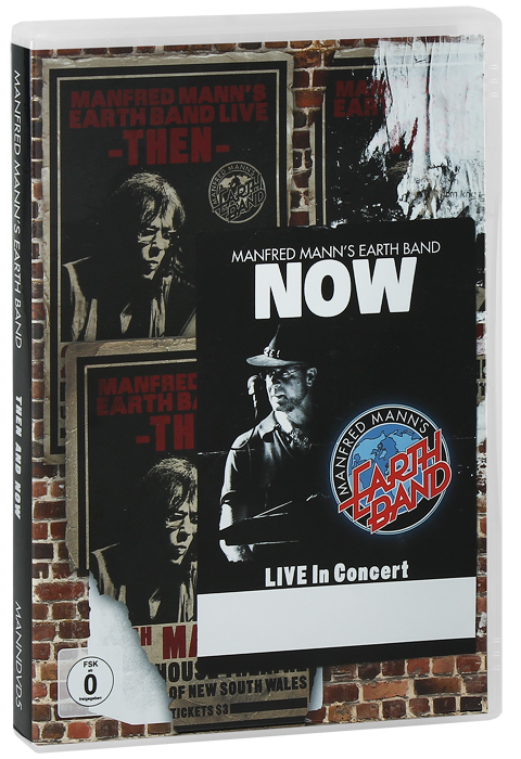 Manfred Mann's Earth Band: Then & Now now then