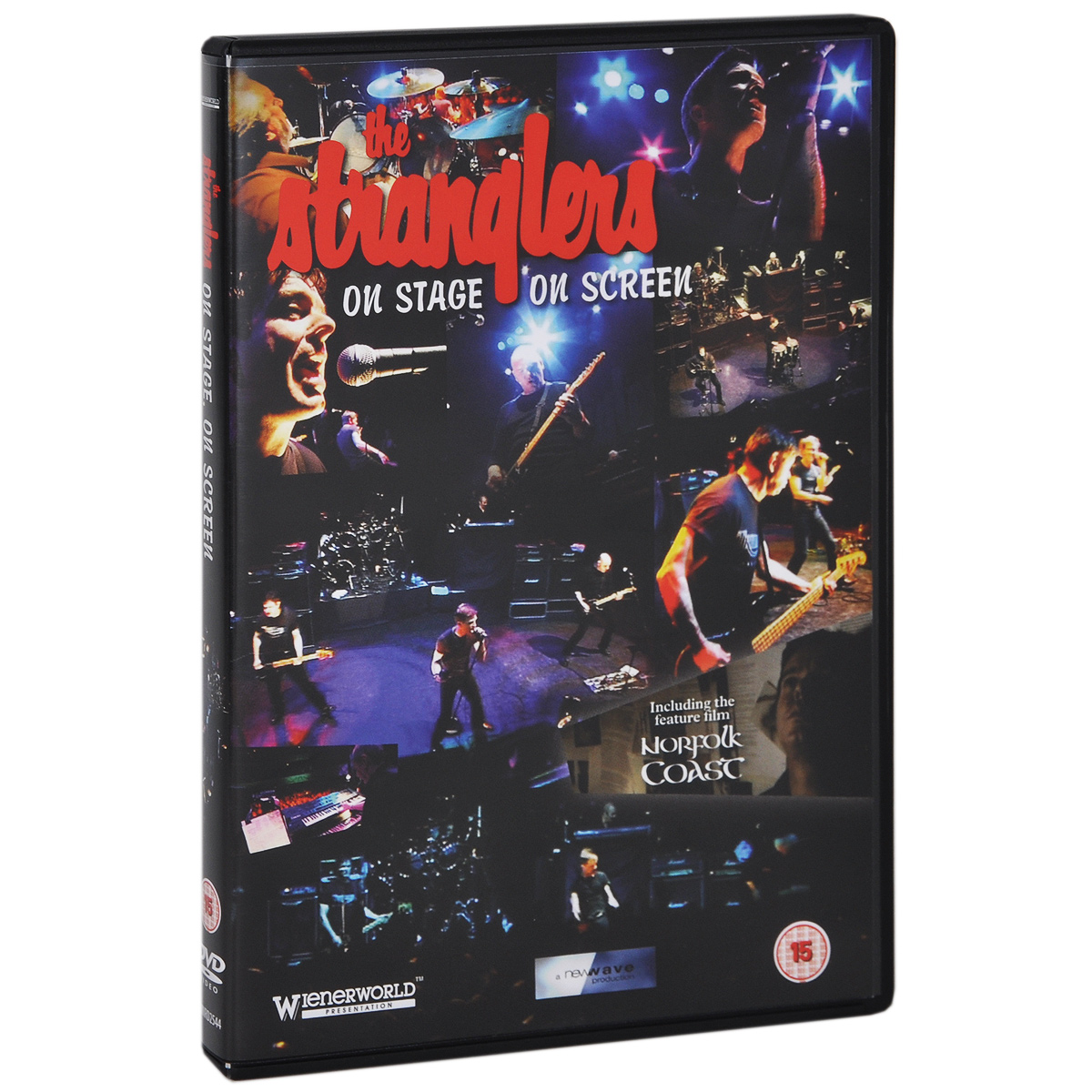 The Stranglers: On Stage, On Screen kuss футболка