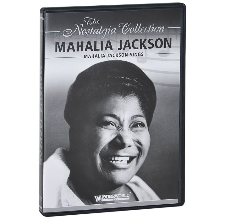 Jackson's unique vocal style was fully formed, combining the full-throated tones and propulsive rhythms of the sanctified church and the deep expressiveness of the blues with the note-bending phrasing of her Baptist upbringing.This wonderful DVD features 17 musical performances culled from the Mahalia Jackson Sings programme, broadcast in 1961, the year she sang at President Kennedy's inauguration.Shot on an oddly appropriate, austere German Expressionist set, she's backed by piano, organ, and occasional guitar and drums, taking on gospel evergreens like 'You'll Never Walk Alone' and 'Joshua Fit the Battle of Jericho'.In the year of her death, Mahalia was honoured with the Grammy Lifetime Achievement Award. In addition, she was posthumously inducted into the Gospel Music Association's Hall of Fame and was the first gospel artist to be inducted onto the Hollywood Walk of Fame.