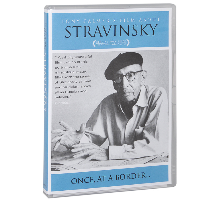 Tony Palmers Film About Stravinsky