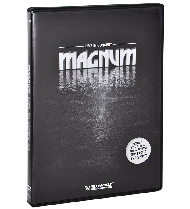 Magnum: Live In Concert michael mcdonald this christmas live in chicago