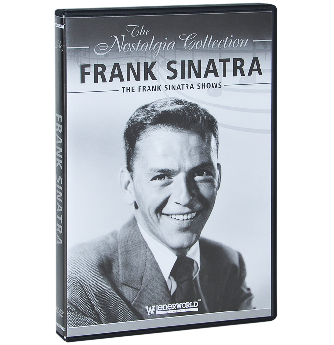 This DVD features two rare vintage episodes of The Frank Sinatra Show.The first was screened in 1950 with guest stars Stump and Stumpin.The second episode is taken from the 1957 series of the Frank Sinatra Show with guest stars Peggy Lee, Bob Hope and Kim Novak.