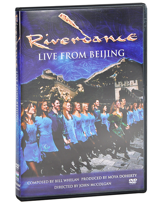 It s been fifteen years since RIVERDANCE first tapped its way onto the world stage thrilling millions of people around the globe. This unique show has been experienced LIVE by over 22 million people; in over 10,000 performances in 350 cities in 40 countries spread across 4 continents. It is the first international show to tour China extensively. Riverdance is a theatrical show consisting of traditional Irish stepdancing, notable for its rapid leg movements while body and arms are kept largely stationary. It originated as an interval performance during the 1994 Eurovision Song Contest, a moment that is still considered a significant watershed in Irish culture. This new DVD was filmed LIVE in the Beijing Exhibition Centre to celebrate the shows 15th Anniversary as part of its 12 city tour of China in 2010. It showcases the incredible beauty, energy and skill of the dance combined with the captivating rhythms of the music. This recording, which is the first since 2001, was filmed to the highest specifications on RED High Definition cameras giving the quality of 35mm film. Every Riverdance fan will enjoy this superb DVD product with Dolby Digital Surround Sound. As an additional feature to this DVD there is an extra half hour of material where the audience can get behind the scenes of the making of this DVD including an interview with the director, Declan Lowney. Get to know what life is like for the cast on tour; catch up on all the Riverdance relationships, reflections of the past 15 years from the show s producer Moya Doherty, Composer Bill Whelan and Director John McColgan, plus comments from the Chinese audience and promoters on their views of the show.
