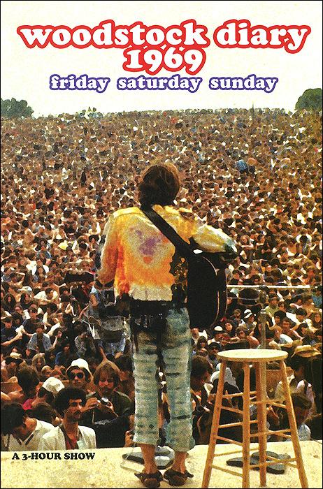 Various Artists: Woodstock Diary various artists various artists mamma roma addio