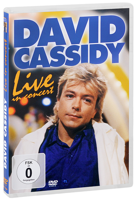 David Cassidy: Live In Concert how i live now