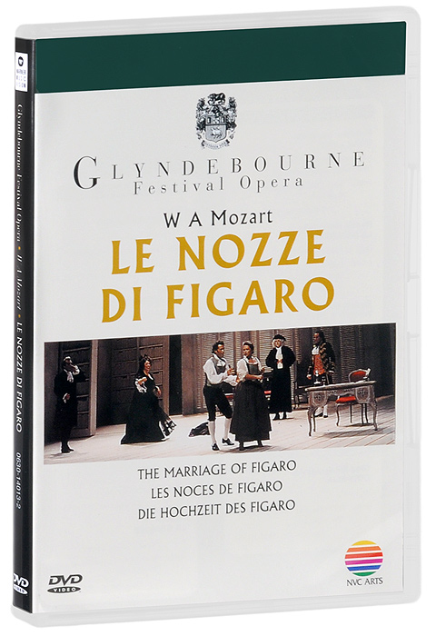 Stephen Medealf's superb production of The Marriage of Figaro opened on the 60th anniversary of the first performance at Glyndebourne, inaugurating the new opera house. Mozart's comedy presents a scenario where society overcomes its differences - social, sexual, generational - through the exercise of the humane values of mutual understanding, respect and forgiveness.A perfect Glyndebourne cast includes Gerald Finley and Alison Hagley who give touching performances of Figaro and Susanna. Andreas Schmidt as a strong and handsome Count Almaviva, Renee Fleming as a ravishing Countess and Marie-Ange Todorovitch as an irrepressibly love-sick Cherubino. Bernard Haitink draws polished playing from the London Philharmonic.Conductor - Bernard HaitinkDirector - Stephen MedcalfDesigner - John GunterLighting Designer - Pat CollinsDirected For Video By - Derek BaileyFigaro - Gerald FinleySusanna - Alison HagleyThe Countess - Renee FlemingCount Almaviva - Andreas SchmidtBartolo - Manfred RohrlMarcellina - Wendy Hillhouse Cherubino - Marie-Ange TodorovitchDon Basilio - Robert TearAntonio - Donald AdamsDon Curzio - John Graham-HallBarbarina - Susan GrittonBridesmaid - Liza Pulman The London Philharmonic Acts 1-4