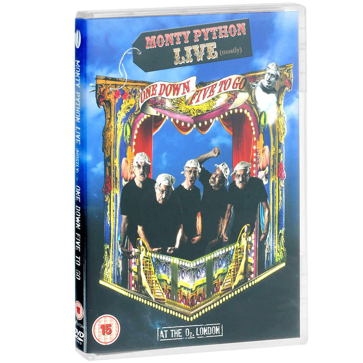Monty Python: Live (Mostly) - One Down Five To Go merc london шарф monty