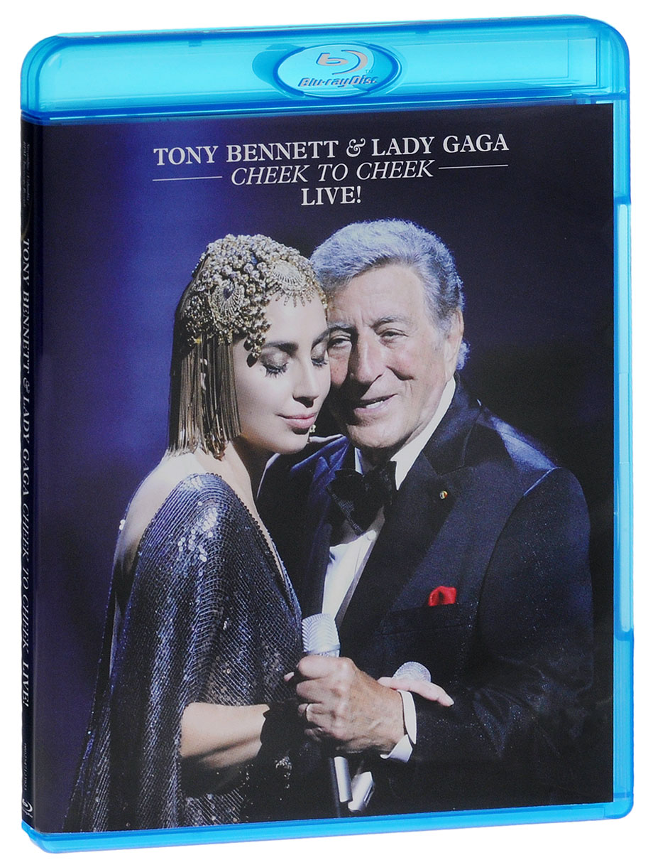 Tony Bennett & Lady Gaga. Cheek To Cheek (Live) (Blu-ray) steven j bennett corporate realities and environmental truths