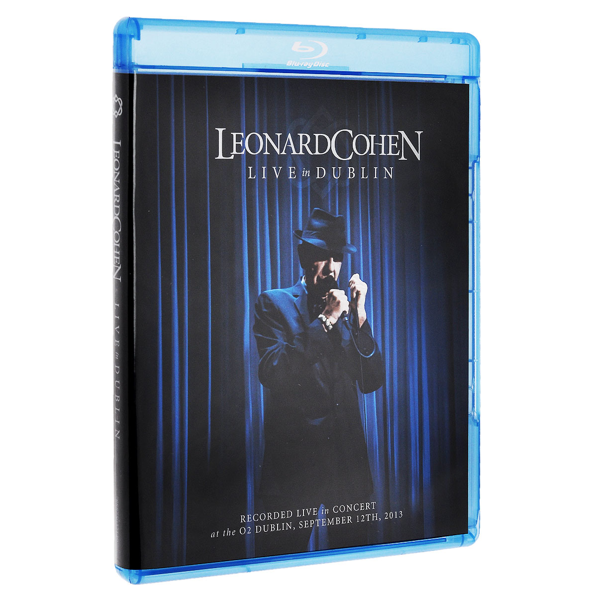 Leonard Cohen. Live In Dublin (Blu-ray) the who quadrophenia live in london 2 blu ray dvd 2 cd
