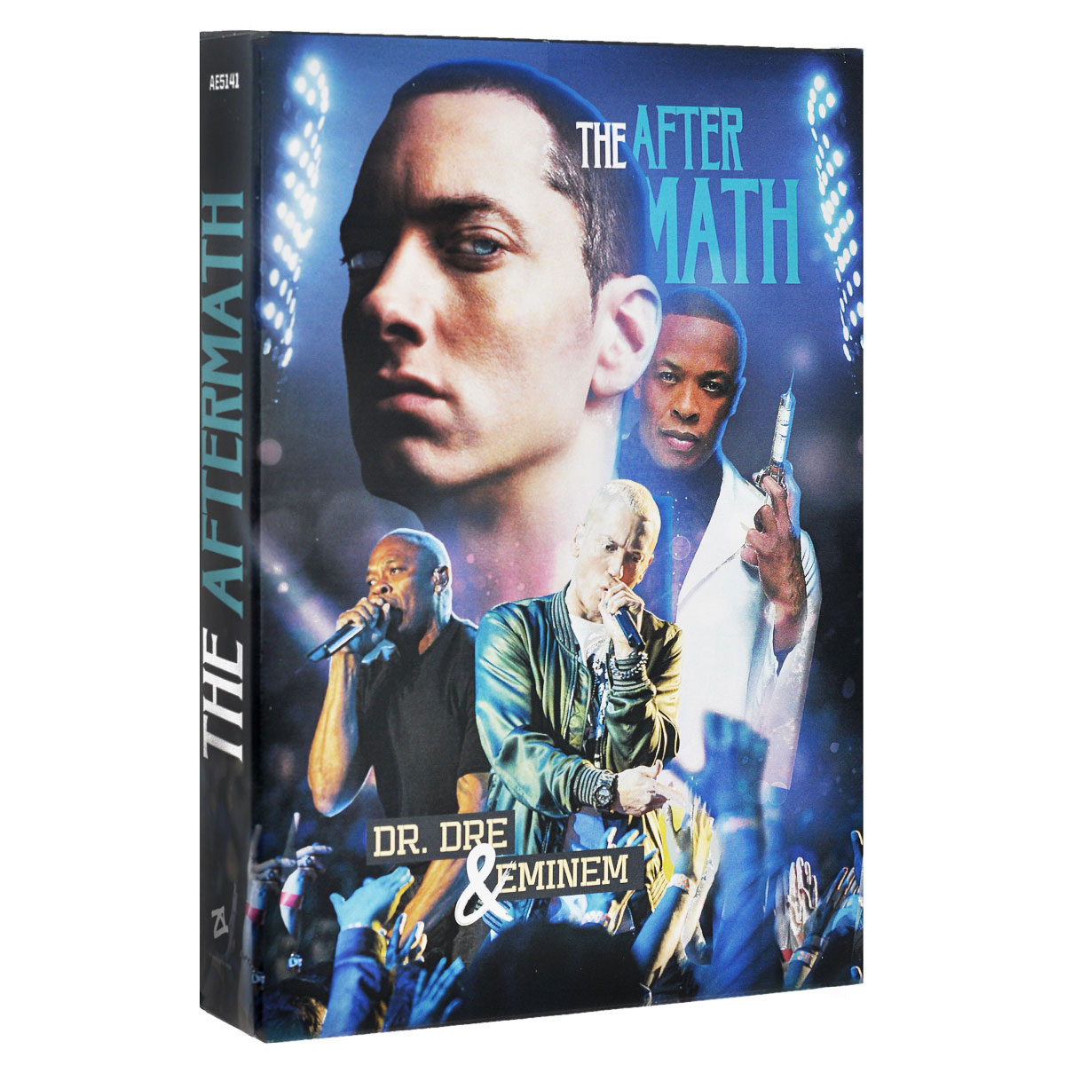 Dr. Dre & Eminem. The After Math (2 DVD) eminem the marshall mathers lp 2