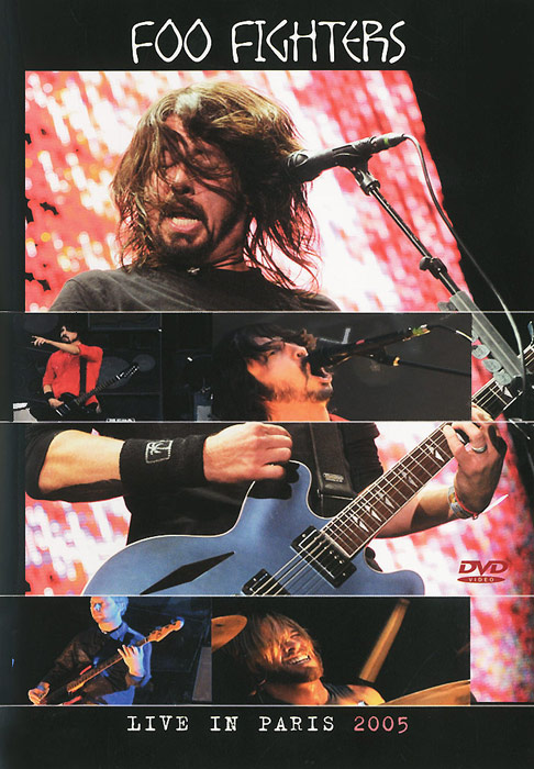 Foo Fighters: Live In Paris 2005 shakira live from paris