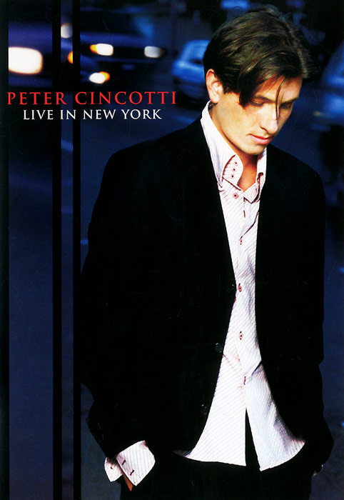 Peter Cincotti: Live In New York the spencer davis group live in manchester 2002