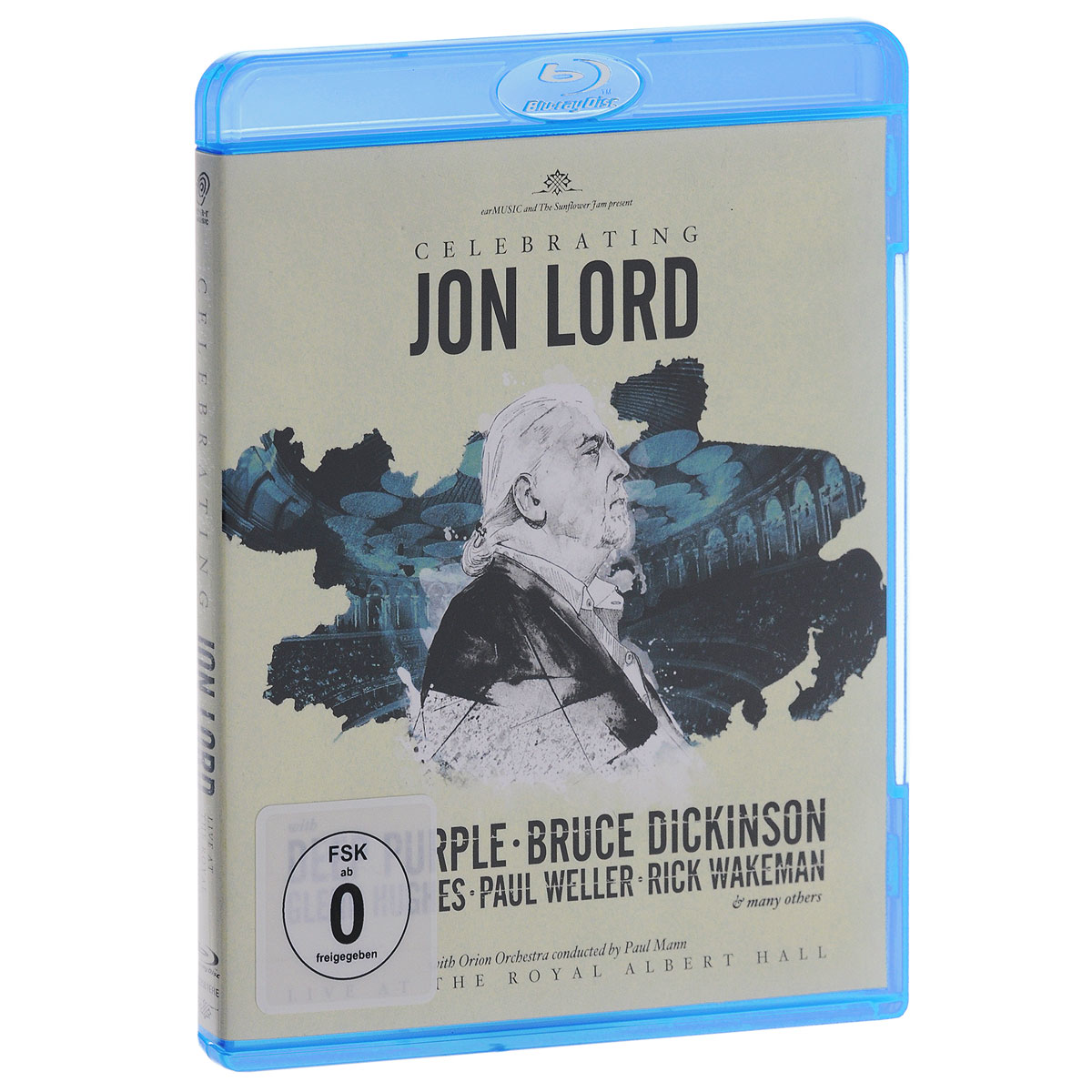 Celebrating Jon Lord (Blu-ray)