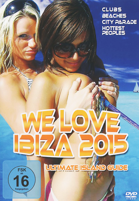 We Love Ibiza 2015: Ultimate Island Guide games wer ist das a2