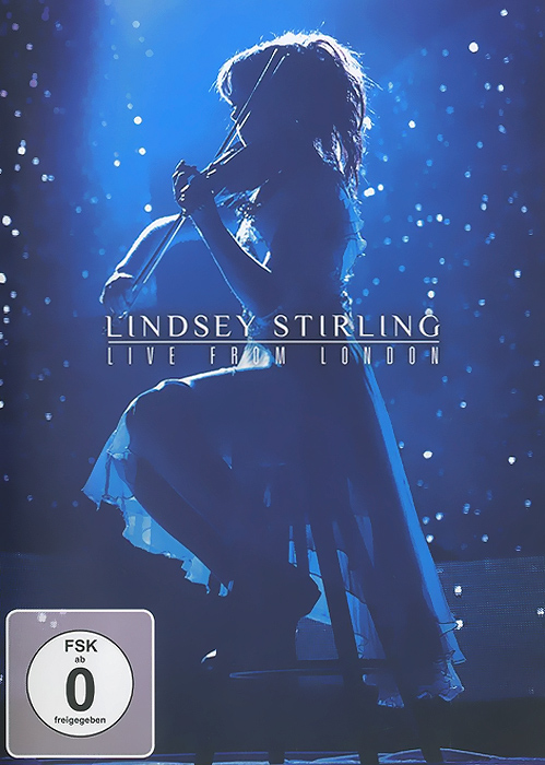 все цены на  Lindsey Stirling: Live From London  онлайн