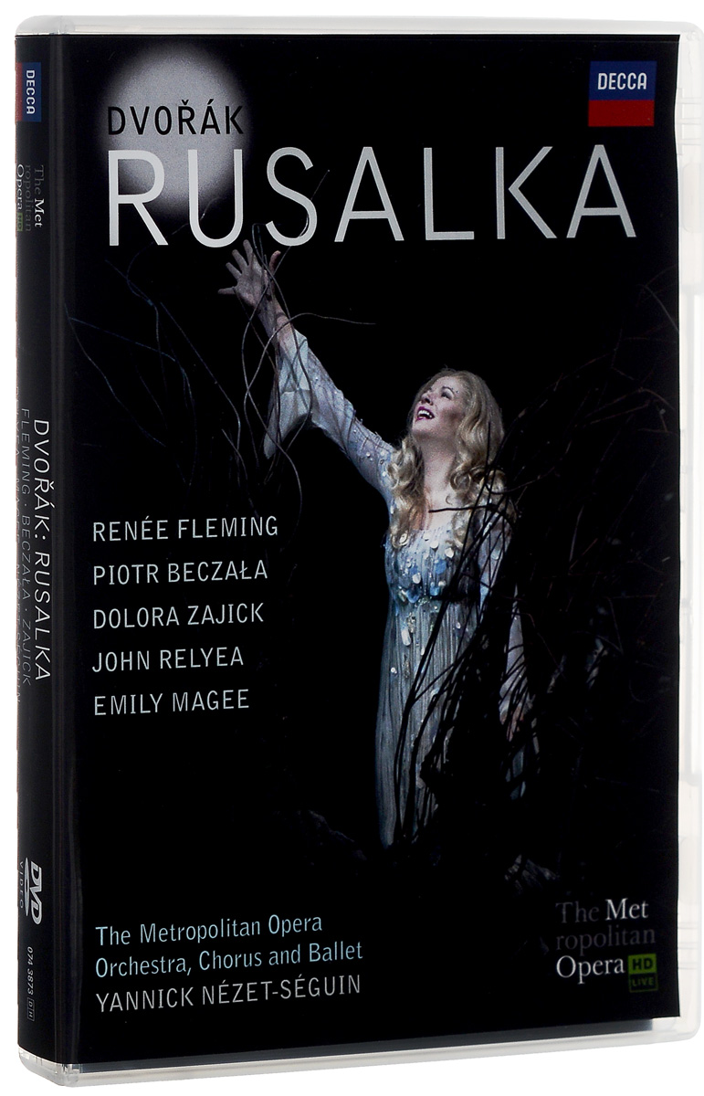 Dvorak's enchanting fairy tale of the water nymph Rusalka has been a signature role for Renee Fleming for the past 25 years. The Gramophone Classical Music Guide writes: