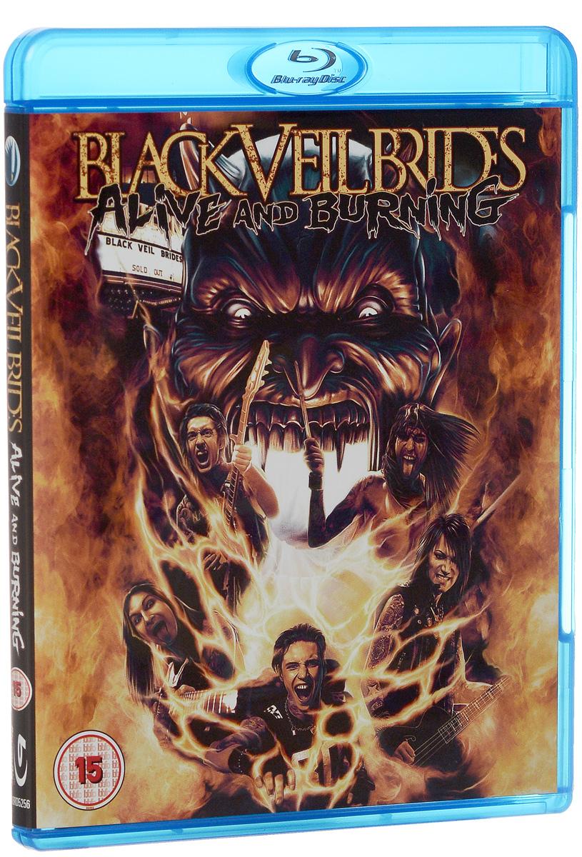 Black Veil Brides: Alive And Burning (Blu-ray) veil of shadows