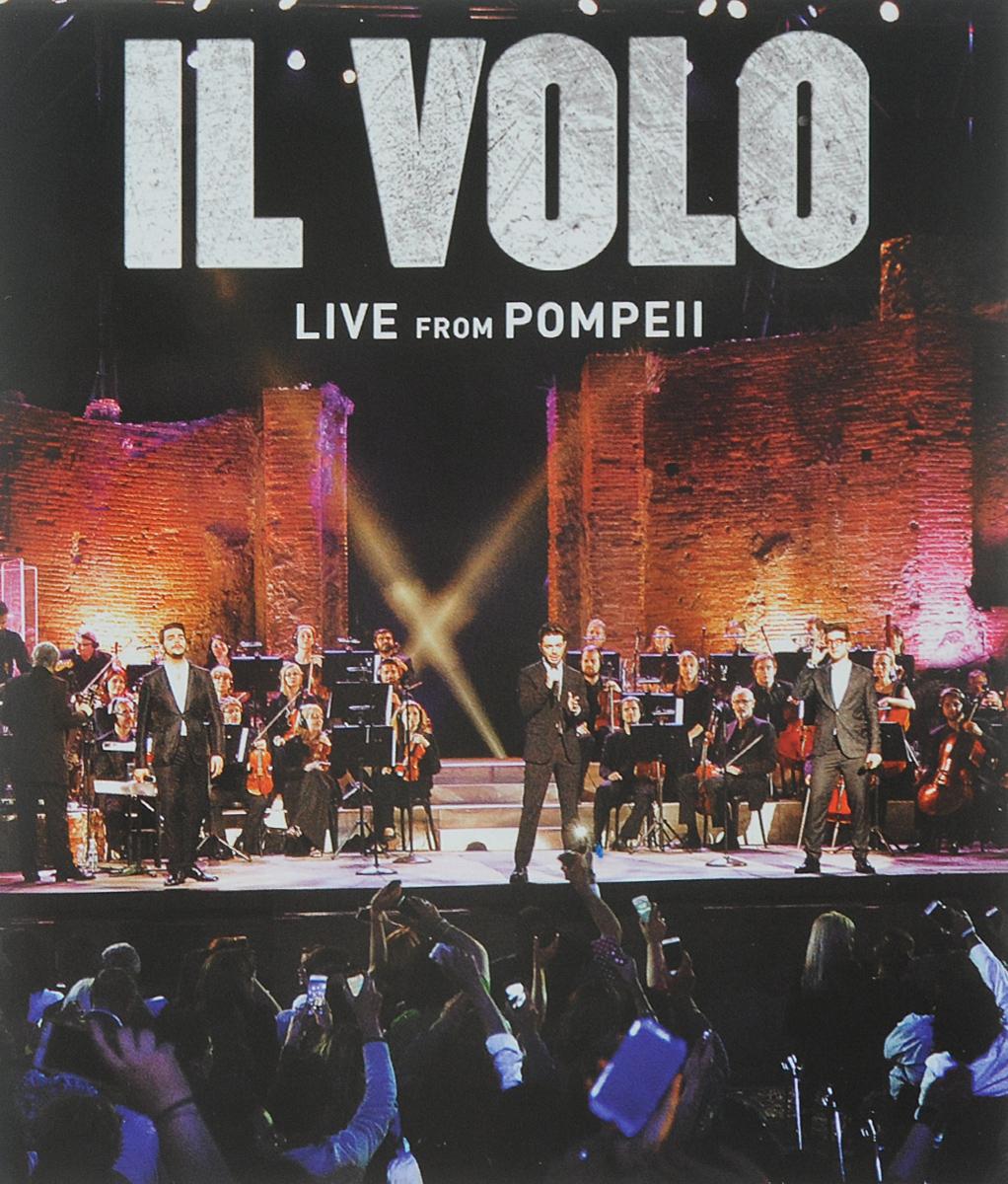 Il Volo: Live From Pompeii il volo livorno