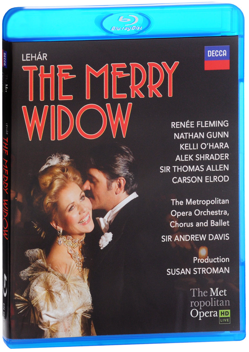 Renee Fleming, Lehar: The Merry Widow (Blu-ray) 641488 001 hm65 chipset hd6770 1g graphics laptop motherboard fit for hp dv6 dv6 6000 notebook system board