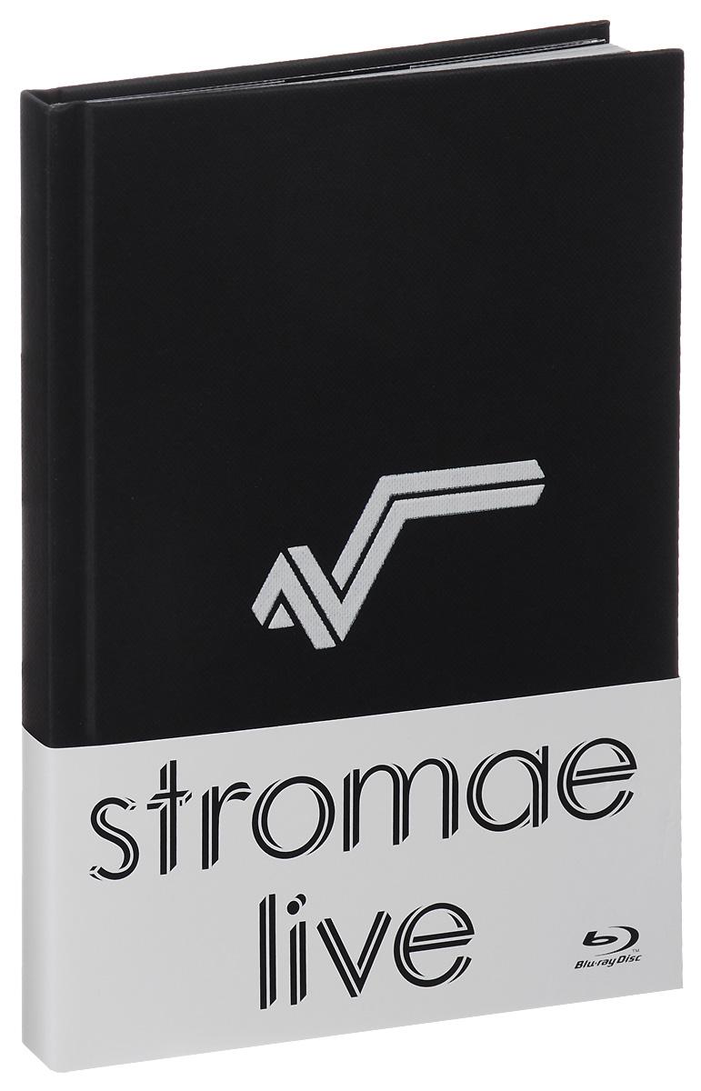 Stromae: Racine Carree Live (Blu-ray) blu ray плеер sony bdp s6500