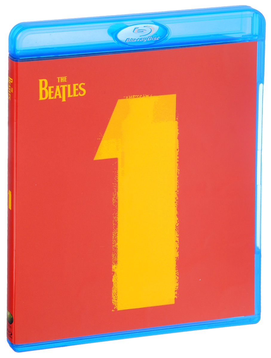 The Beatles: 1 (Blu-ray)