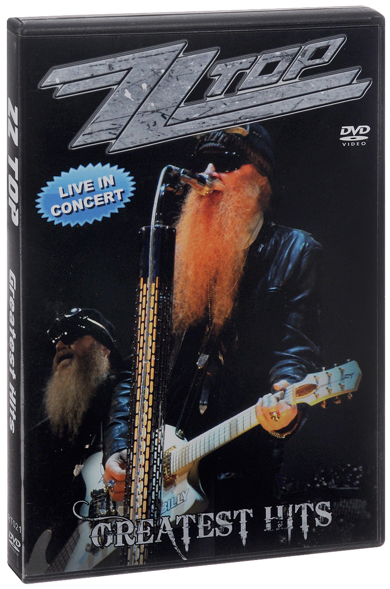 ZZ Top: Greatest Hits: Live In Concert a classic concert cat stevens tea for the tillerman live