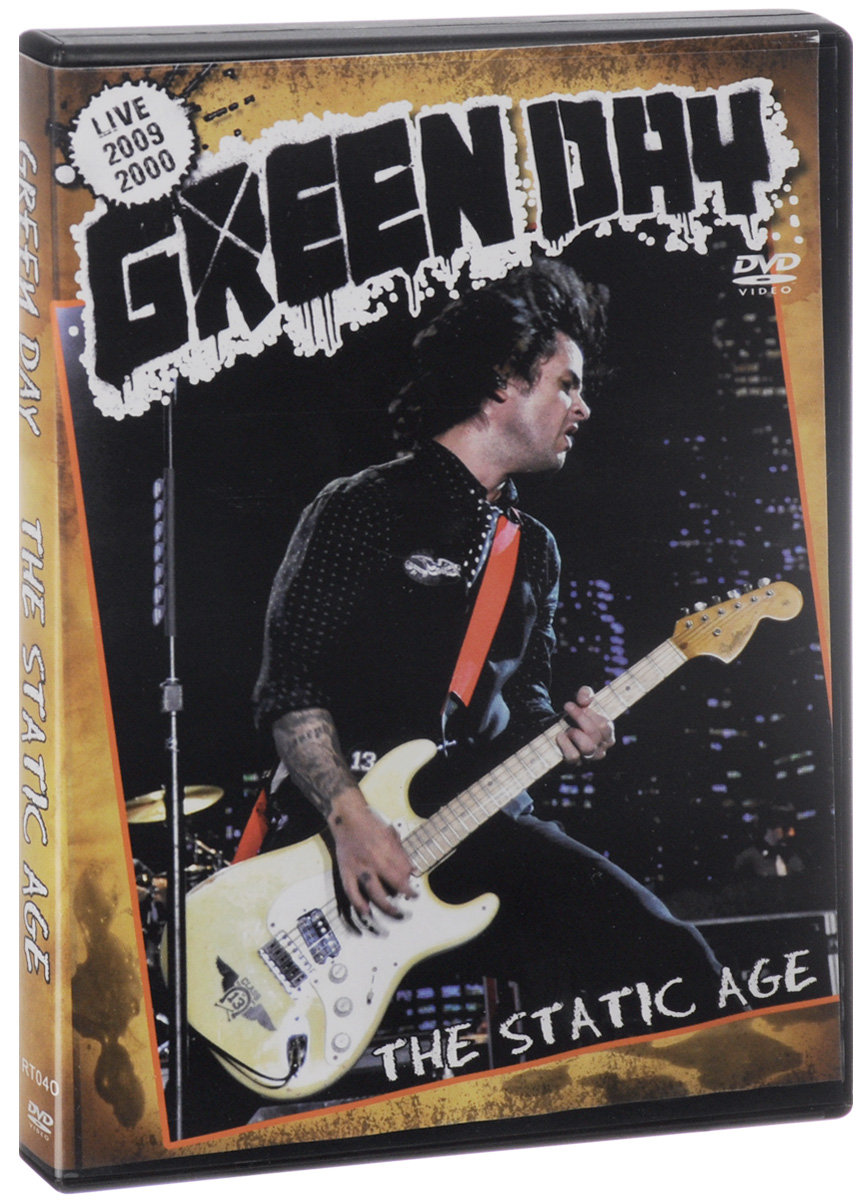 Green Day: The Static Age inferno