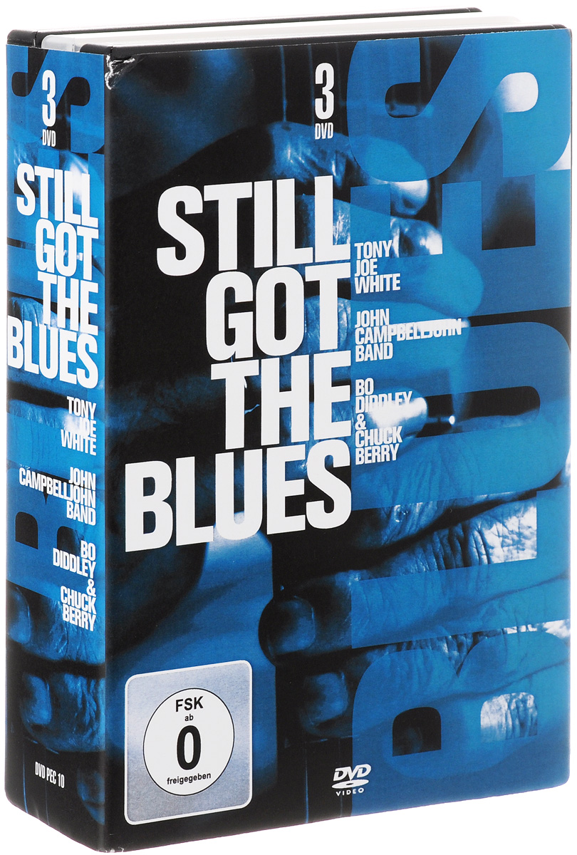 Still Got The Blues (3 DVD)
