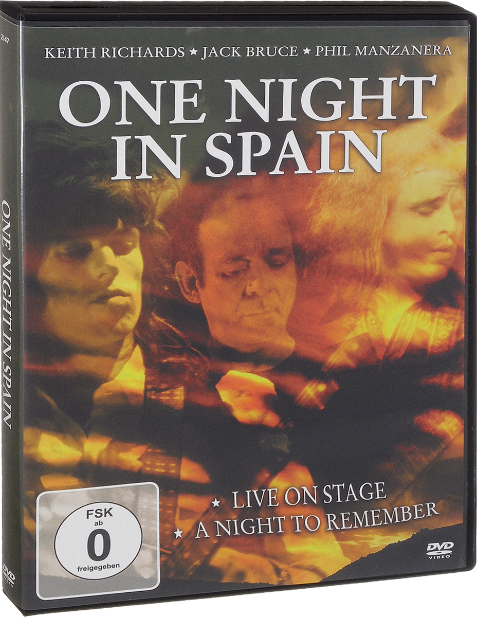 One Night In Spain jack c richards
