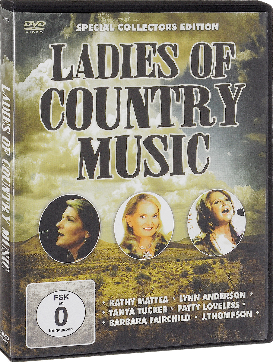 Ladies Of Country Music: Special Collectors Edition lette kathy foetal attraction